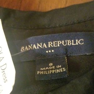 Banana Republic dress, brand new, size 8